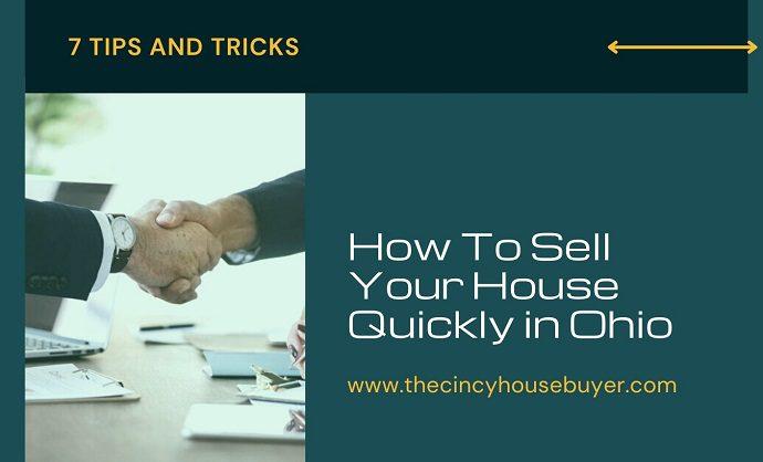 fast house sale cincinnati house buyer