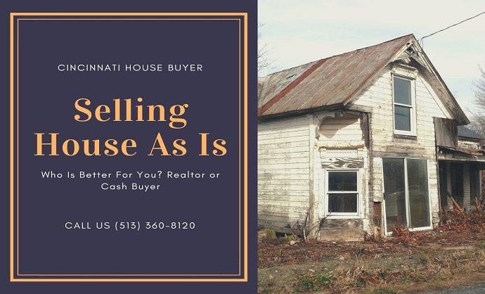 selling house as is in ohio cincinnati house buyer