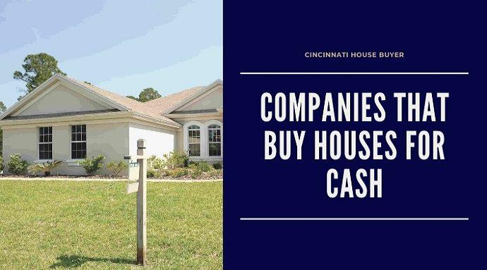 companies that buy houses for cash cincinnati house buyer