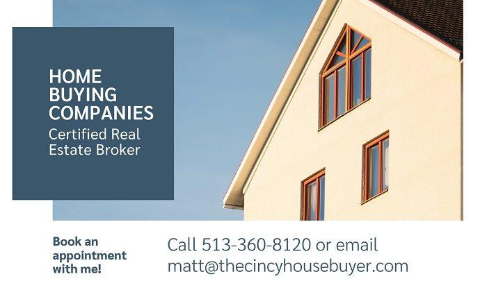 home buying companies cincinnati house buyer